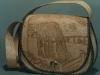 Decorative Leather Bag - Shirehorse